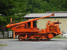 1980 HIGHWAY HCBMS PRESURE DIGGER MTD ON WOOD TIGER CRAWLER ALL TERRAIN VEHICLE