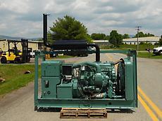 GM DETROIT DIESEL E6609 50KW GENERATOR STATIONARY