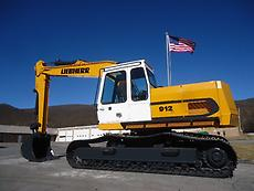 NICE CLEAN LIEBHERR R912LC HYDRAULIC EXCAVATOR WITH  AUXILIARY HYDRAULICS
