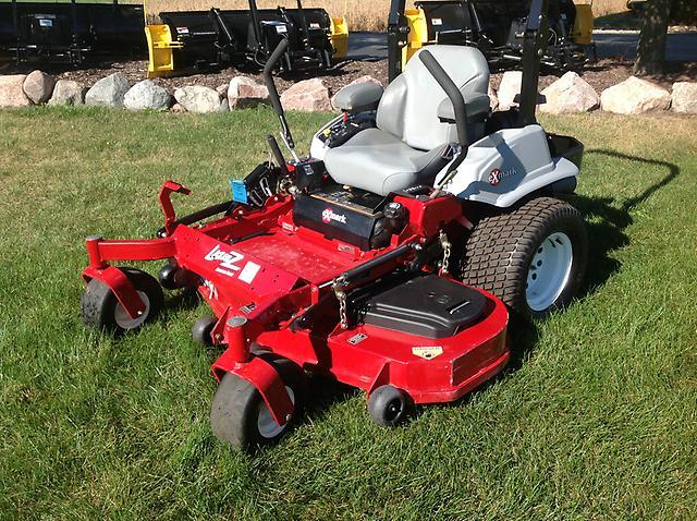 2009 Exmark Lazer Z Advantage 60 U0026quot  Zero Turn Riding Lawn Mower