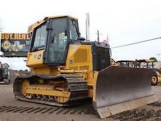 2011 JOHN DEERE 550J LGP DOZER- CRAWLER DOZER- DOZER- DEERE- CAT- 37 PICS