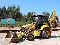 20 NEW HOLLAND B95B BACKHOE - BACKHOE LOADER- LOADER- NEW HOLLAND- CAT- 25 PICS