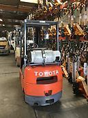 TOYOTA ( TY ) 8933 Class 4