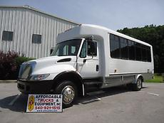 2006 INTERNATIONAL DIESEL ELDORADO AERO ELITE 23 PASSENGER TRANSIT COACH BUS