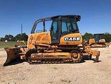2012 Case 850L Crawler Dozer with Rippers