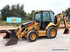 2011 CATERPILLAR 420E IT BACKHOE- BACKHOE LOADER- EXCAVATOR- BACKHOE- CAT