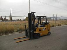 2011 Caterpillar GC55KSTR FORKLIFT