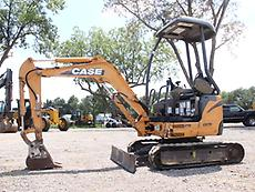 2008 CASE CX17B MINI EXCAVATOR- EXCAVATOR- LOADER- CASE- CATERPILLAR- 21 PICS