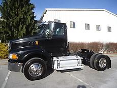2006 STERLING DAYCAB DAY CAB SINGLE AXLE S/A TRUCK TRACTOR WESTERN HAULER