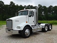 2011 Kenworth T800 Day Cab Truck Tractor