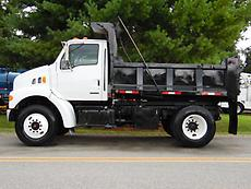 2000 STERLING S/A DUMP TRUCK AUTOMATIC TRANSMISSION