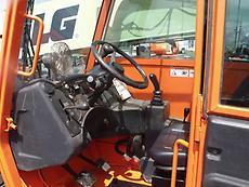 2007 JLG G6-42A ENCLOSED HEATED CAB 6,000LB TELEHANDLER FORKLIFT
