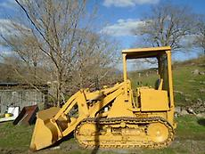 ALLIS CHALMERS HD4 AC655 CRAWLER LOADER 4 CYLINDER DIESEL ENGINE