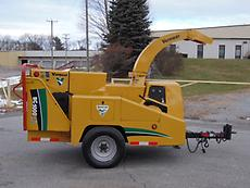 2007 VERMEER BC1000XL WOOD CHIPPER/BRUSH CUTTER CHIPPER FORESTRY ARBORIST