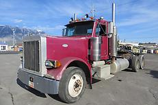 REPO Semi Truck Tractor Peterbilt 379 Cat 3406E 475 HP 15 Spd MUST GO!