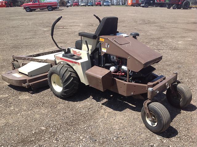 Grasshopper 928D 28HP ...