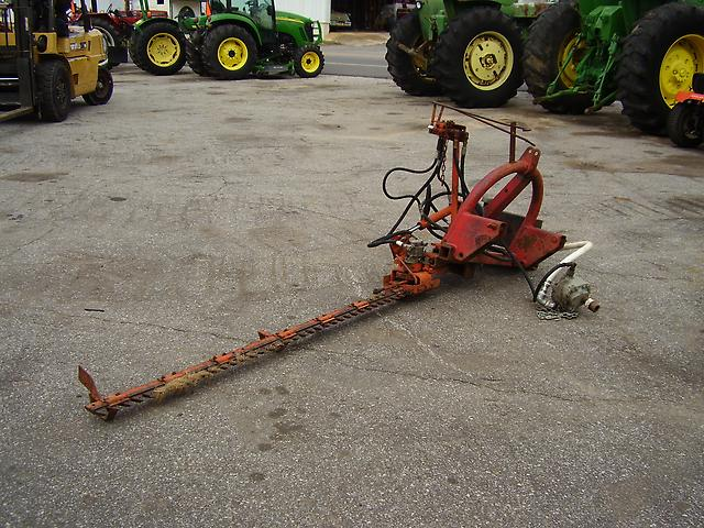 Sickle Bar Mower 3 Point : Nice compact ft self contained sicklebar mower ebay