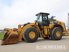 2015 Cat 980M Wheel Loader, A02620