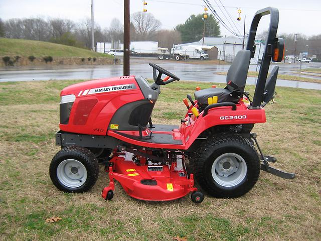 Massey Ferguson 2400 : Very nice massey ferguson gc tractor ebay