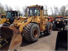 1991 Caterpillar 966F  Wheel Loader