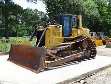 2011 Caterpillar D6T LGP Crawler Dozer