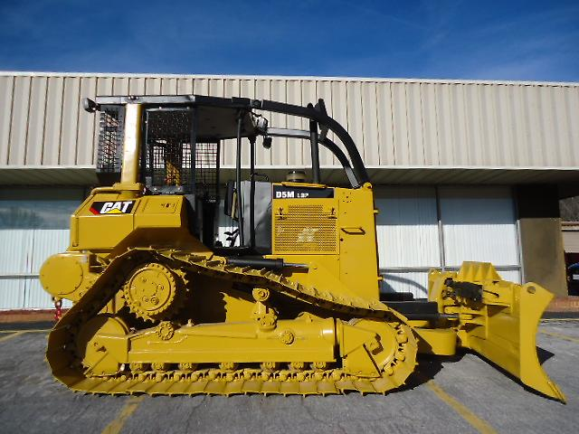 Tractor Forestry Package : Caterpillar d m cat lgp forestry package with winch