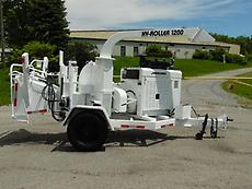 2006 WOODCHUCK HY-ROLLER 1200 WOOD CHIPPER FORESTRY ARBORIST
