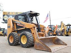 2007 CASE 440 SKID STEER- SKID LOADER- SKID STEER- CASE- CAT- 23 PICS