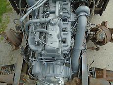 USED MACK EM6-300 ENGINE W/ INTERCOOLER & RADIATOR
