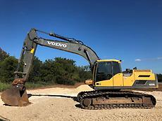 2012 Volvo EC250DL Crawler Excavator