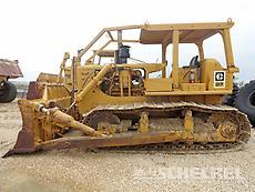 1971 Cat D7F Crawler Tractor, A02120