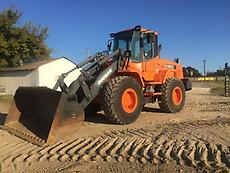 2011 DOOSAN DL200TC WHEEL LOADER