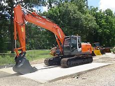 2013 Hitachi ZX210LC-3 Excavator