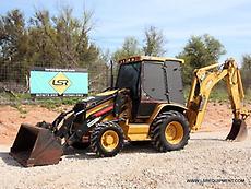 2004 CATERPILLAR 420D IT BACKHOE- BACKHOE LOADER- LOADER- EXCAVATOR- CAT
