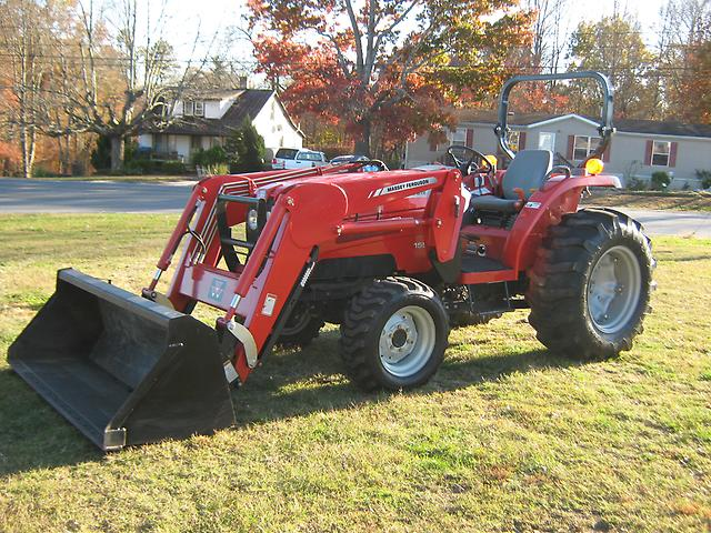 Massey Ferguson 65 Tractor With Loader : Very nice massey ferguson loader tractor ebay