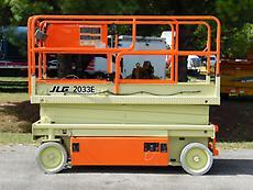 1998 JLG 2033E ELECTRIC SCISSOR LIFT