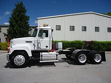 1999 MACK CH613 DAYCAB TRUCK TRACTOR WET LINE PTO KIT
