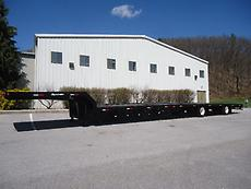 2006 XL SPECIALIZED 70 SD LO PRO 53 FT X 102 LOW PROFILE STEP DECK TRAILER