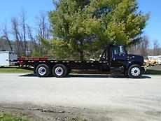 1997 INTERNATIONAL 4900 JERR-DAN 28' ROLL-BACK