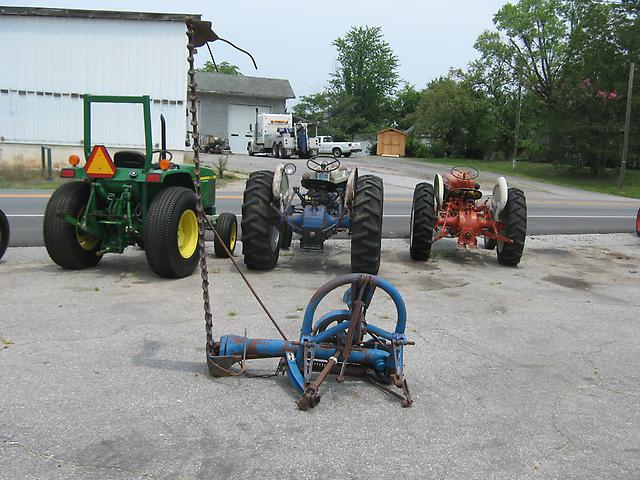 Sickle Bar Mower 3 Point : Nice ford point hitch sickle bar mower ebay