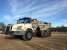 2011 TEREX TA300 OFF ROAD ARTICULATED DUMP TRUCK