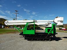 HI-RANGER 5FI-48PBI 53' BOOM/BUCKET MTD ON BOMBARDIER A/T TRACK MACHINE