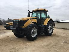 2012 CHALLENGER MT565D MFWD TRACTOR