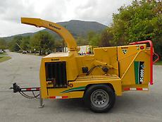 2008 VERMEER BC1000XL WOOD CHIPPER/BRUSH CUTTER FORESTRY ARBORIST
