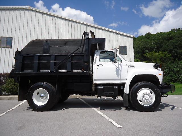 Single Axle Dump Trucks Ebay Bing Images