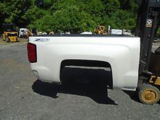 2014-2018 CHEVY SILVERADO SHORT TRUCK BED