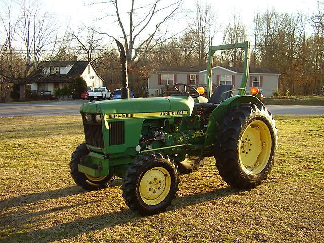 John Deere 950 Tractor Seat : John deere wd tractor car interior design