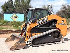 2014 CASE TV380 SKID STEER- TRACK SKID STEER- SKID STEER- CASE- CAT- 28 PICS