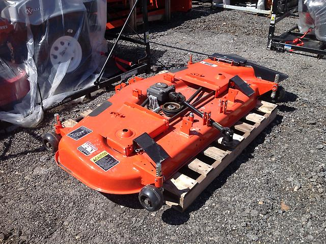 Kubota Belly Mower Decks : Kubota b series tractor belly mower quot deck
