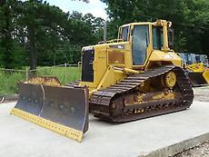 2006 Caterpillar D6N LGP Crawler Dozer